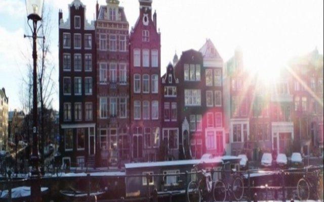Отель Beursstraat Нидерланды, Амстердам - 2 отзыва об отеле, цены и фото номеров - забронировать отель Beursstraat онлайн вид на фасад