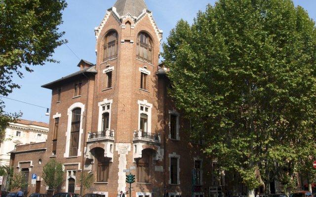 Отель Residenza Villa Marignoli Италия, Рим - отзывы, цены и фото номеров - забронировать отель Residenza Villa Marignoli онлайн вид на фасад