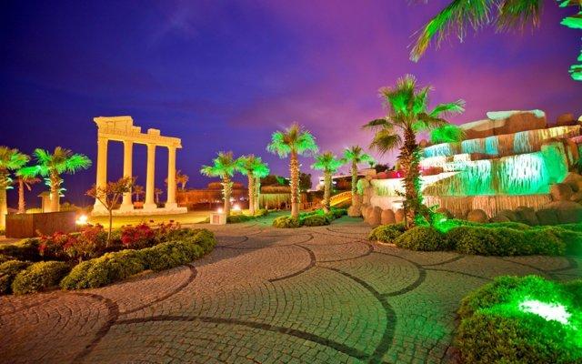 Отель Flora Garden Beach Club - Adults Only вид на фасад