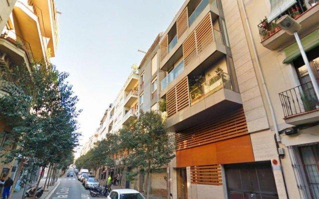 Отель Bonanova Attic Cdb Испания, Барселона - отзывы, цены и фото номеров - забронировать отель Bonanova Attic Cdb онлайн вид на фасад