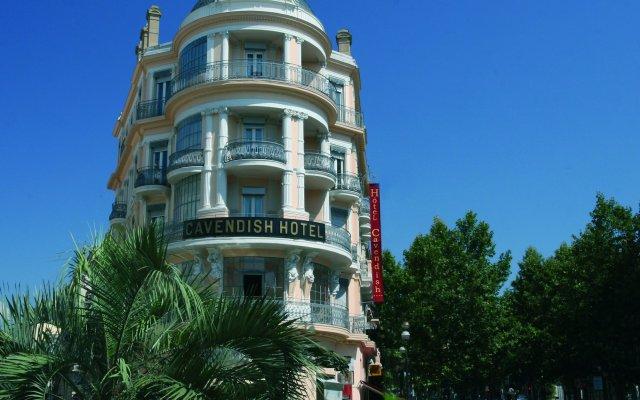 Отель Le Cavendish Франция, Канны - 8 отзывов об отеле, цены и фото номеров - забронировать отель Le Cavendish онлайн вид на фасад
