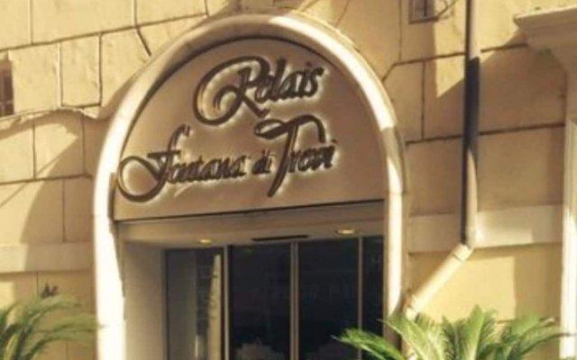Отель Relais Fontana di Trevi вид на фасад