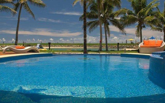Отель La Dolce Vita Holiday Villas Савусаву бассейн
