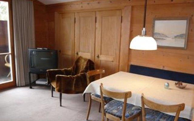 Отель Birkenegg - Two Bedroom комната для гостей