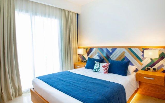 Отель Coral House Suites Доминикана, Пунта Кана - отзывы, цены и фото номеров - забронировать отель Coral House Suites онлайн вид на фасад
