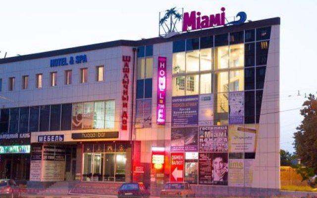 Гостиница Miami Украина, Харьков - отзывы, цены и фото номеров - забронировать гостиницу Miami онлайн вид на фасад