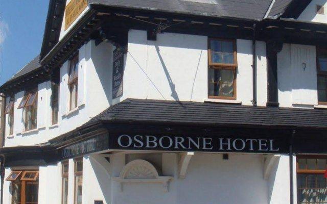 Osborne Hotel Лондон вид на фасад