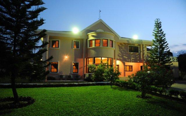 Отель The Guest House вид на фасад