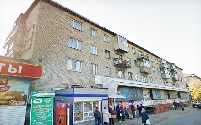 Апартаменты Dobrye Sutki Apartment on Krasnoarmeyska вид на фасад