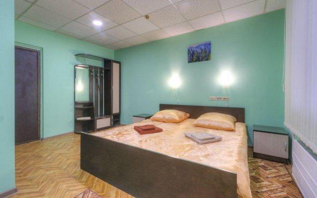 Гостиница Leon Minihotel комната для гостей