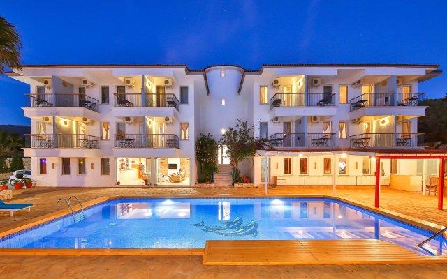 Mavilim Турция, Патара - отзывы, цены и фото номеров - забронировать отель Mavilim онлайн вид на фасад