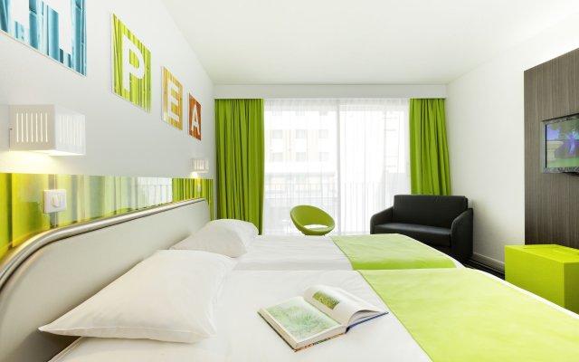 Отель ibis Styles Paris Porte dOrléans Франция, Монруж - отзывы, цены и фото номеров - забронировать отель ibis Styles Paris Porte dOrléans онлайн комната для гостей