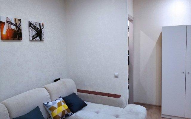 Апартаменты Apartment Volodarskogo 55 Ярославль комната для гостей