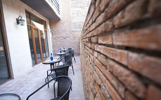 Hotel 27 вид на фасад