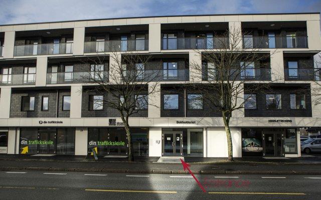 Отель City Housing - Boganesveien 31 - Hinna Park Норвегия, Ставангер - отзывы, цены и фото номеров - забронировать отель City Housing - Boganesveien 31 - Hinna Park онлайн вид на фасад
