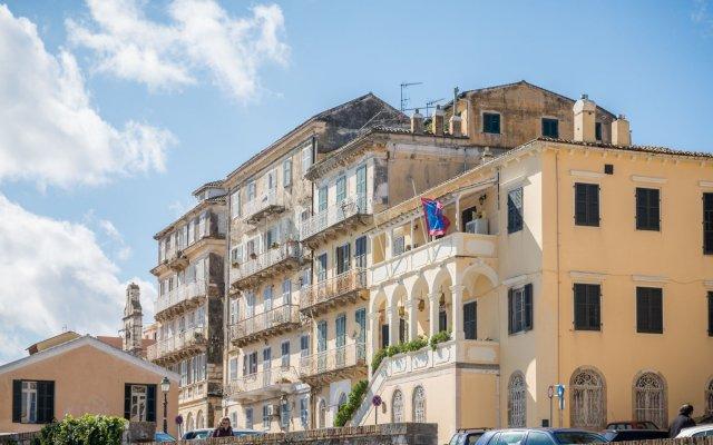 Отель Venetian Suites 27 Греция, Корфу - отзывы, цены и фото номеров - забронировать отель Venetian Suites 27 онлайн вид на фасад