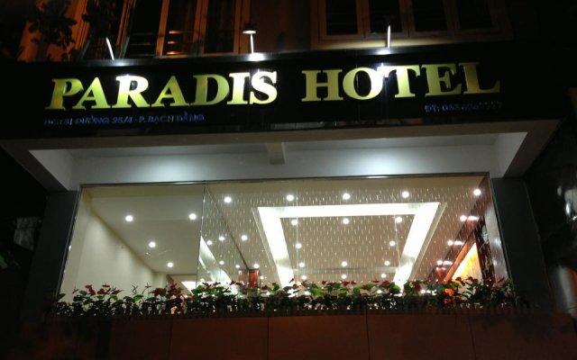 Paradis Hotel вид на фасад