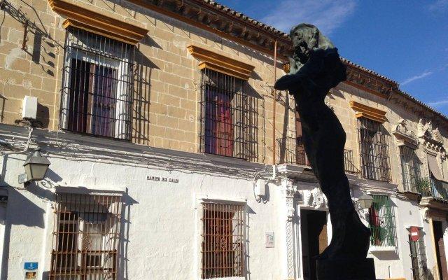 Отель Apartamentos Jerez Испания, Херес-де-ла-Фронтера - отзывы, цены и фото номеров - забронировать отель Apartamentos Jerez онлайн вид на фасад