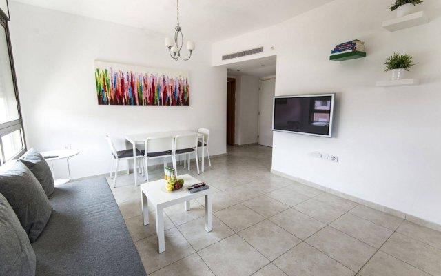 Sweet Inn Apartments Tel Aviv Израиль, Тель-Авив - отзывы, цены и фото номеров - забронировать отель Sweet Inn Apartments Tel Aviv онлайн комната для гостей