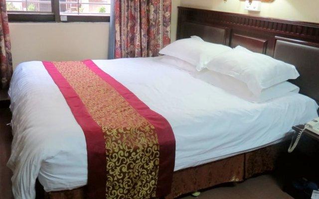 Отель Guangdong Youth Hostel Китай, Гуанчжоу - отзывы, цены и фото номеров - забронировать отель Guangdong Youth Hostel онлайн комната для гостей