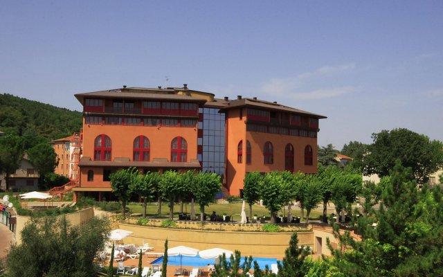 Отель Grand Hotel Admiral Palace Италия, Кьянчиано Терме - отзывы, цены и фото номеров - забронировать отель Grand Hotel Admiral Palace онлайн вид на фасад