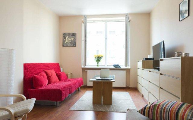Отель Apartament Krucza By Your Freedom Варшава комната для гостей