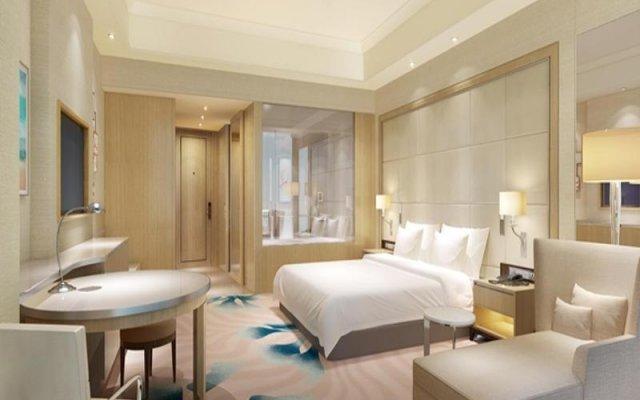 Отель Doubletree Xiamen Wuyuan Bay Китай, Сямынь - отзывы, цены и фото номеров - забронировать отель Doubletree Xiamen Wuyuan Bay онлайн комната для гостей