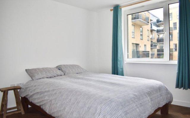 Апартаменты Central 2 Bedroom Modern Apartment комната для гостей