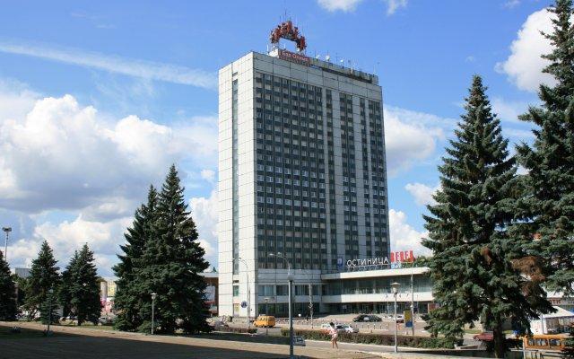 Гостиница Венец вид на фасад