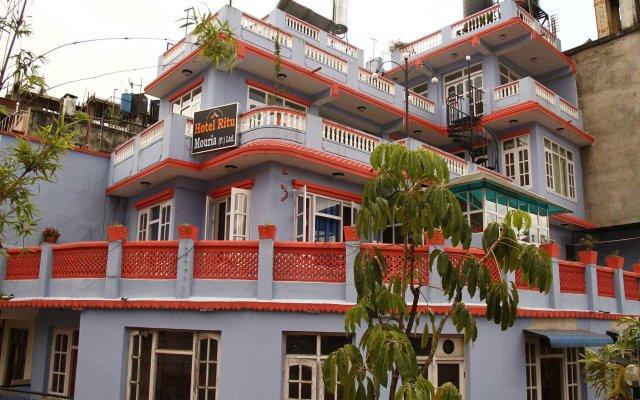 Отель Ritu Mouria Pvt Ltd Непал, Катманду - отзывы, цены и фото номеров - забронировать отель Ritu Mouria Pvt Ltd онлайн вид на фасад