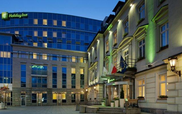 Отель Holiday Inn Krakow City Centre Польша, Краков - 4 отзыва об отеле, цены и фото номеров - забронировать отель Holiday Inn Krakow City Centre онлайн вид на фасад