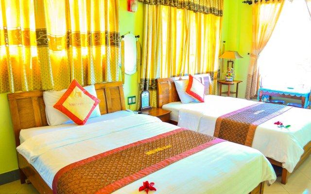Отель Nhu Phu Hotel Вьетнам, Хюэ - отзывы, цены и фото номеров - забронировать отель Nhu Phu Hotel онлайн вид на фасад