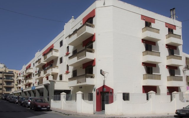 The San Anton Hotel вид на фасад