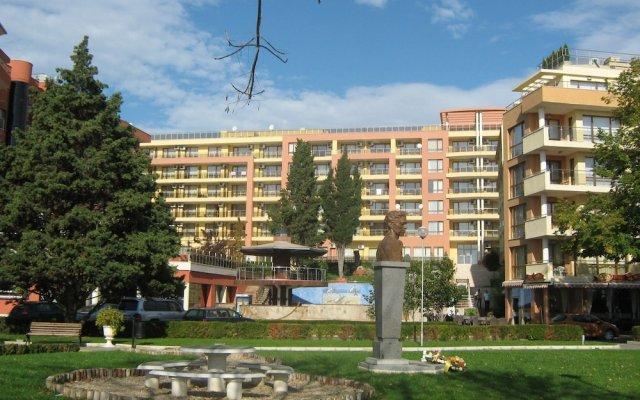 Апартаменты Vadim Apartments Vigo Panorama вид на фасад