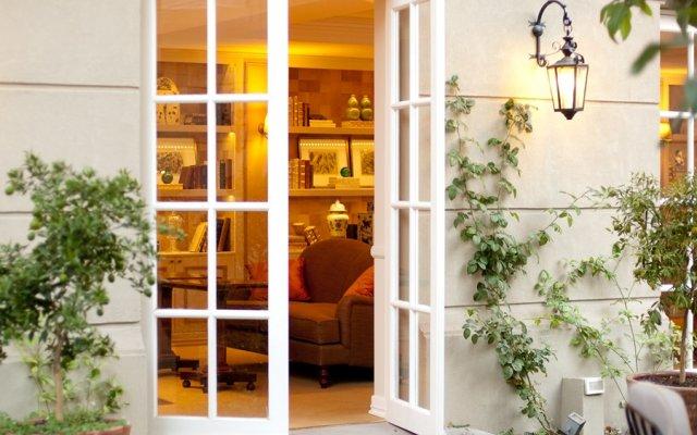 Отель Le Rêve Boutique Hotel Чили, Сантьяго - отзывы, цены и фото номеров - забронировать отель Le Rêve Boutique Hotel онлайн вид на фасад