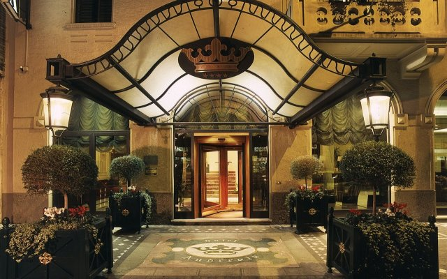 Отель Andreola Central Hotel Италия, Милан - - забронировать отель Andreola Central Hotel, цены и фото номеров вид на фасад