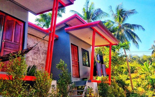 Отель Baan Ok Ланта вид на фасад