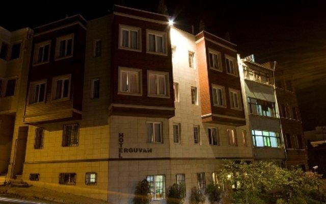 Erguvan Hotel Istanbul вид на фасад