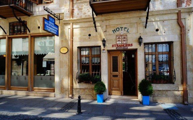 Des Etrangers - Special Class Турция, Канаккале - отзывы, цены и фото номеров - забронировать отель Des Etrangers - Special Class онлайн вид на фасад