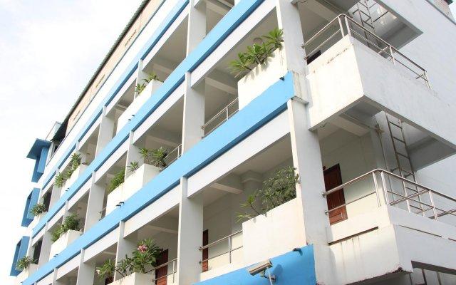 Отель Pure Phuket Residence вид на фасад