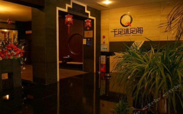 Ying Feng Hotel вид на фасад