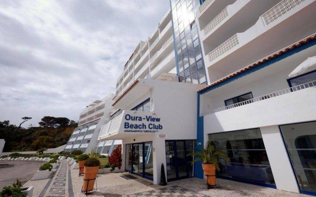 Апартаменты Oura View Beach Club Apartments вид на фасад