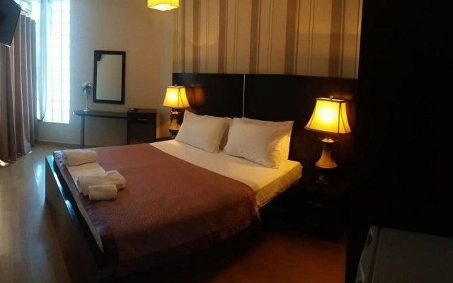 Hotel Royal Saranda Саранда комната для гостей