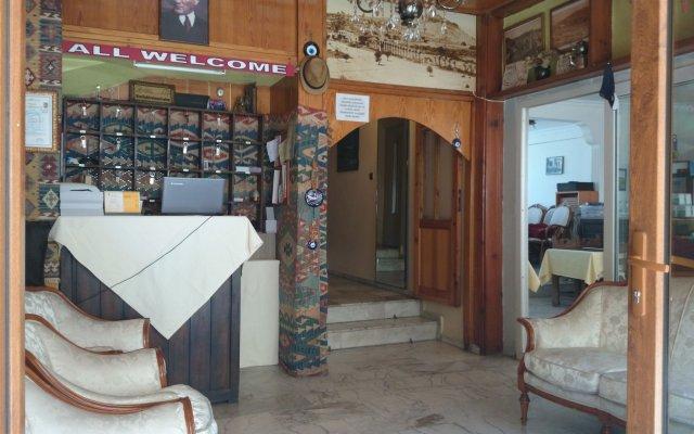 Wallabies Victoria Hotel Турция, Сельчук - отзывы, цены и фото номеров - забронировать отель Wallabies Victoria Hotel онлайн вид на фасад