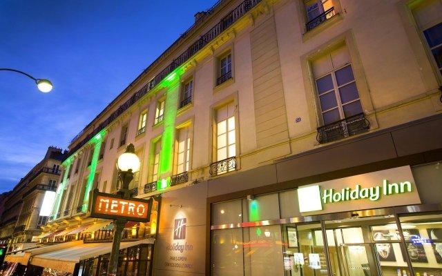 Отель Holiday Inn Paris Opéra - Grands Boulevards Франция, Париж - 10 отзывов об отеле, цены и фото номеров - забронировать отель Holiday Inn Paris Opéra - Grands Boulevards онлайн вид на фасад
