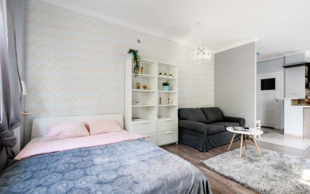 Апартаменты 'My name is Warsaw' Apartments комната для гостей