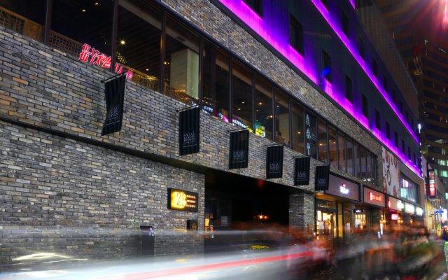 Отель HOTEL28 Сеул вид на фасад