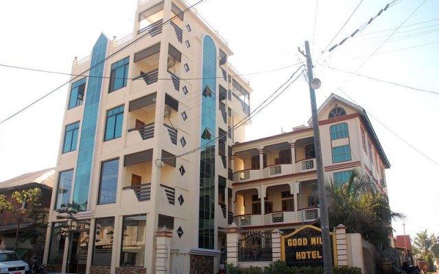 Отель Good Will Hotel Мьянма, Хехо - отзывы, цены и фото номеров - забронировать отель Good Will Hotel онлайн вид на фасад