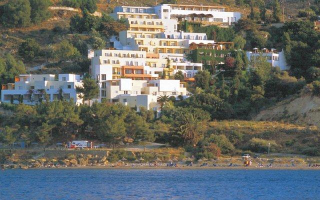 Отель Lindos Mare Resort Греция, Родос - отзывы, цены и фото номеров - забронировать отель Lindos Mare Resort онлайн вид на фасад