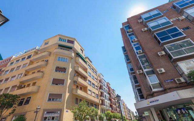 Отель Home Club Lagasca VIII Испания, Мадрид - отзывы, цены и фото номеров - забронировать отель Home Club Lagasca VIII онлайн вид на фасад